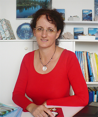 Szilvia Helényi - Hungarian teacher
